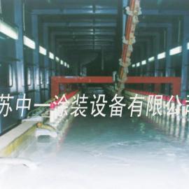 十余年专业生产厂家供应 涂装电泳线 通过式阴极电泳设备