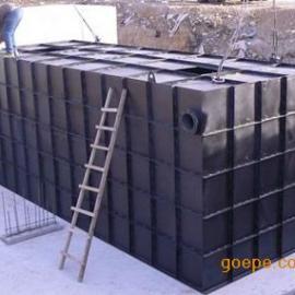 一体化BAF曝气生物滤池厂家