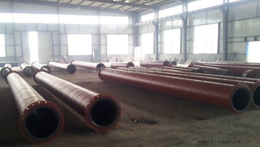 钢厂选矿管道