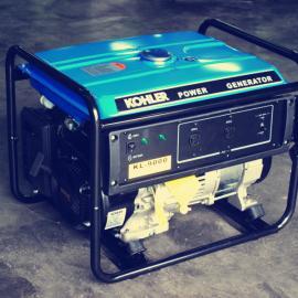KL1200 科勒汽油发电机组 20kw 生产厂家