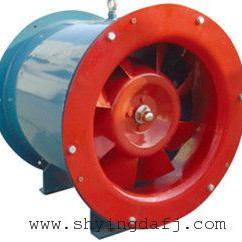 SWF-Ⅱ双速混流式管道风机