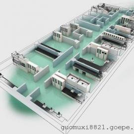河南微生物实验室规划设计施工 实验台通风柜系列