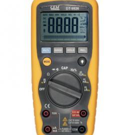 专业双注塑全保护数字万用表 DT-9926香港CEM