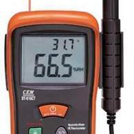 香港CEM温湿度计 温湿度DT-616CT