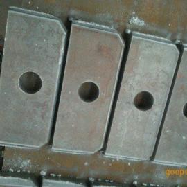 舞阳钢铁切割件Q345R切割切割Q345R