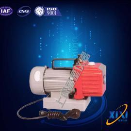 XZ-1.5 1.5抽速直联旋片式真空泵制造商 真空泵材质