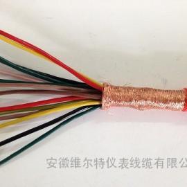 ZR-DJF46PGP-6*2*1.0硅橡胶计算机电缆