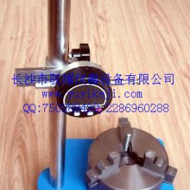 长沙驭福BCY-YY玻璃瓶垂直轴偏差测定仪