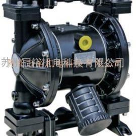 25铝合金气动隔膜泵塑料泵