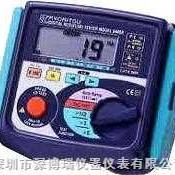 日本共立5406A漏电开关测试仪/日本共立5406A
