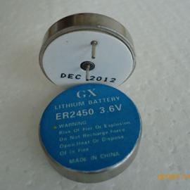 TPMS系统高温锂电池ER2450 ER22G68