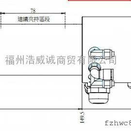 台湾原装 永磁同步小主轴 ISO10 50000rpm 2.7kw