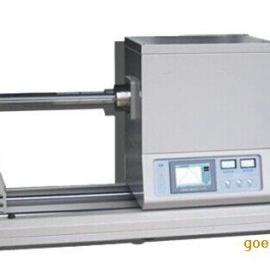滑轨式微波管式炉