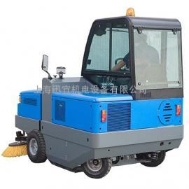 意大利艾斯尔大型柴油道路清�哕�pb200d柴油驱动扫地机