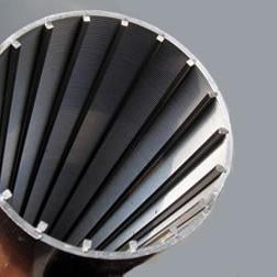 不锈钢楔形网 矿山设备用滤网 苏州矿筛网厂家