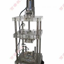 BR-CY透明冷冲压模拟成型机