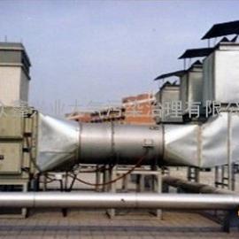 高效低空排放油烟净化生产厂