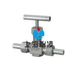 上海针型阀厂家|上海怡凌ZJ-卡套式针型阀(锻造直通)