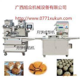 南宁低价销售月饼机,旭众月饼机厂家,包馅用月饼机