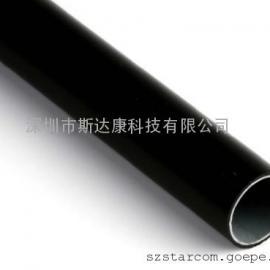 供应黑色防静电线棒 精益管 钢塑复合管