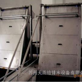 天雨牌WJG网板式阶梯格栅