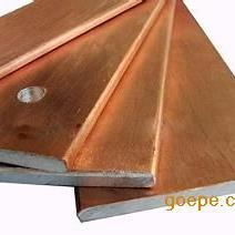 铜包钢扁钢金源防雷厂家材质真实产品优秀接地安全持久