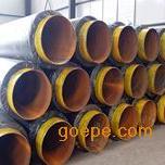 金昌聚氨酯预制直埋式保温管厂家价格