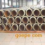 聚氨酯保温钢管厂家铜川预制直埋保温管价格