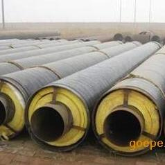 上海预制聚氨酯保温管价格