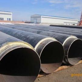 阳江钢套钢直埋地理预制保温管厂家