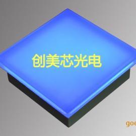 LED发光地砖灯