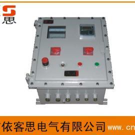 BEF56防爆电动阀门控制箱钢板焊接材质
