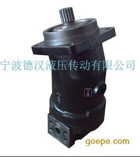 通用机械 液压机械与元件 液压马达 >> a2f55,a2f63,a2f80斜轴柱塞图片
