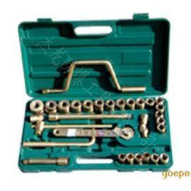 """杰防1/2""""盒装套筒32件套组合工具"""