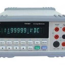 同惠TH1951 5 1/2位台式数字多用表