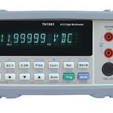 TH1961 6 1/2位台式数字多用表|常州同惠