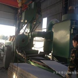铝材抛丸机|铝材喷砂抛丸机