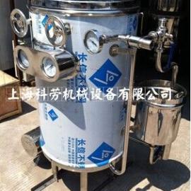 上海0.5-1T/H 盘管式高温灭菌机