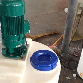 1吨化工搅拌罐化工搅拌装置500L/1立方化工搅拌设备厂家