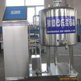 鲜奶吧设备价格,牛奶巴氏消毒机,牛奶巴氏杀菌设备