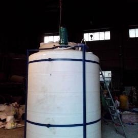 双氧水贮罐、氯化钠贮罐、磷酸盐贮罐、酒精贮罐