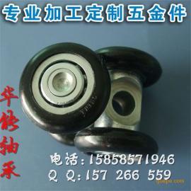 高承重满球结构非标轴承滑轮 专业定制卷拉门轴承滑轮