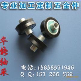 专业生产直销微小型轴承滑轮 定制加工各类非标轴承滑轮