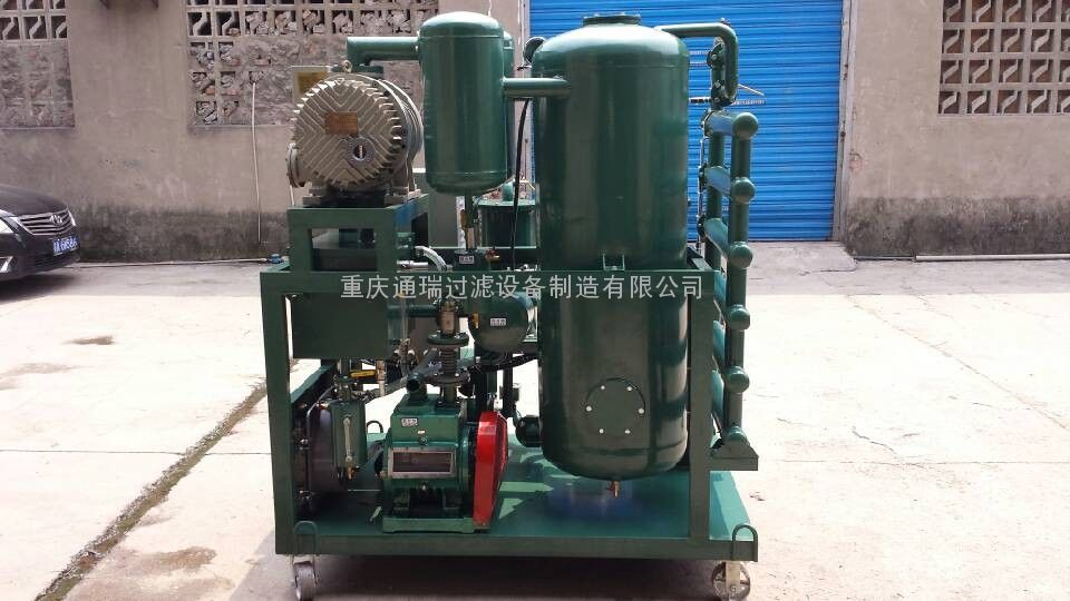 ZJA双级高效真空滤油机