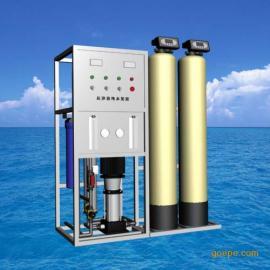 大型净水器500L/小时商用工业RO反渗透纯净水设备
