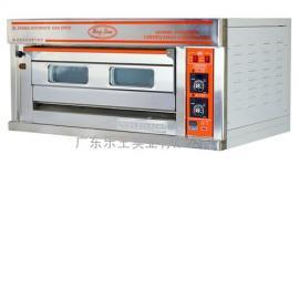 一层两盘喷涂烤箱  燃气烘烤箱  燃气烤箱