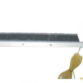 印刷机专用静电毛刷-印刷机除静电毛刷-湖南碳纤维静电毛刷