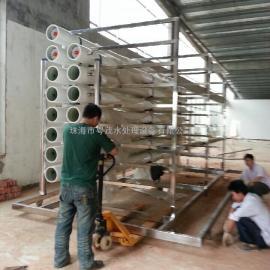 珠海纯水设备―玻璃清洗行业超纯水设备