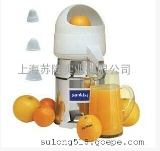 美国新奇士Sunkist原装No.8柳橙榨汁机、新奇士榨汁