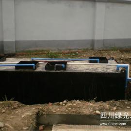 内江地埋式一体化生活污水处理设备厂家